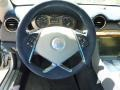 2012 Karma EcoChic Steering Wheel