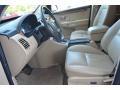 2007 XL7 Luxury AWD Beige Interior