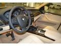 Beige 2013 BMW X5 Interiors