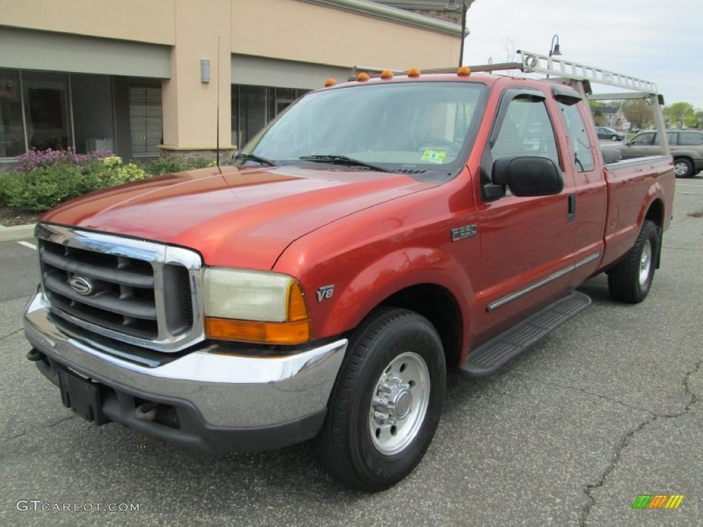 1999 Ford F250 Super Duty Lariat Extended Cab Exterior Photos