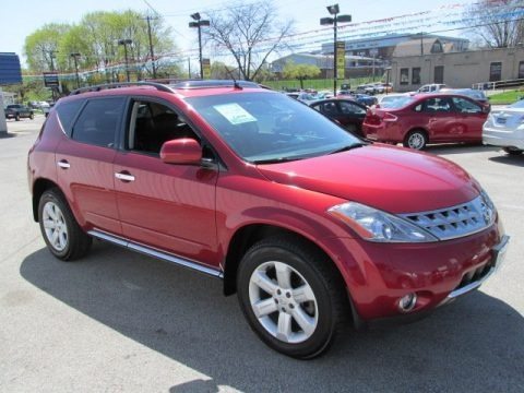 2006 nissan murano sl awd data info and specs. Black Bedroom Furniture Sets. Home Design Ideas