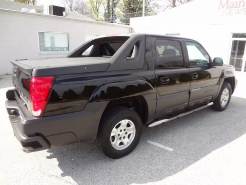2003 chevrolet avalanche north face edition 4x4 data info. Black Bedroom Furniture Sets. Home Design Ideas