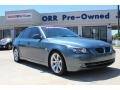 2010 Neptune Blue Metallic BMW 5 Series 535i Sedan #80076140