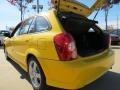 Vivid Yellow - Protege 5 Wagon Photo No. 9