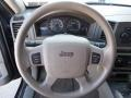 Khaki Steering Wheel Photo for 2005 Jeep Grand Cherokee #80121429