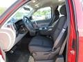 2013 Victory Red Chevrolet Silverado 1500 Work Truck Extended Cab  photo #10