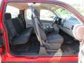 2013 Victory Red Chevrolet Silverado 1500 Work Truck Extended Cab  photo #16