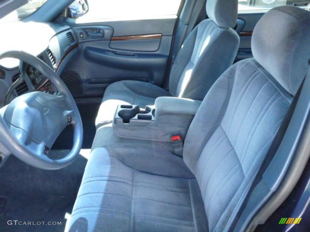 2001 Chevrolet Impala Standard Impala Model Interior Color