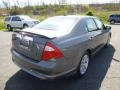 2011 Sterling Grey Metallic Ford Fusion SEL  photo #2