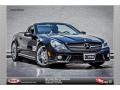 2011 Black Mercedes-Benz SL 63 AMG Roadster #80117183