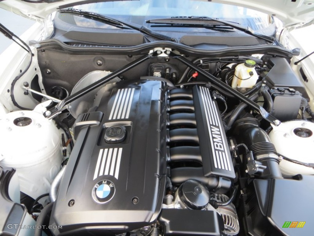 2008 Bmw Z4 3 0i Roadster Engine Photos