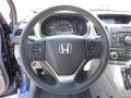 2013 Twilight Blue Metallic Honda CR-V EX AWD  photo #11