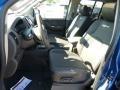 2013 Nissan Frontier Graphite Pro-4X Interior Interior Photo