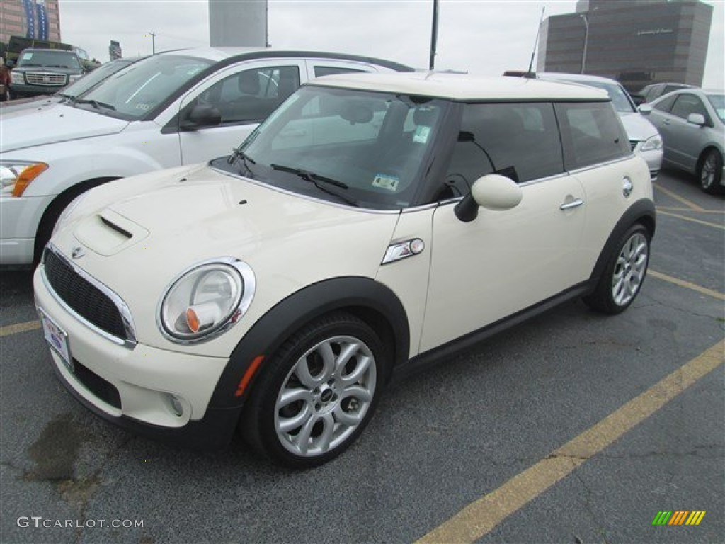 pepper white 2007 mini cooper s hardtop exterior photo 80163099. Black Bedroom Furniture Sets. Home Design Ideas