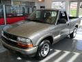 Light Pewter Metallic 2003 Chevrolet S10 Gallery