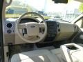 Tan 2006 Ford F150 Interiors