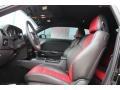 Radar Red/Dark Slate Gray Interior Photo for 2013 Dodge Challenger #80171283