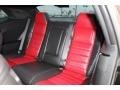 Radar Red/Dark Slate Gray Rear Seat Photo for 2013 Dodge Challenger #80171302