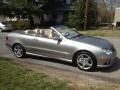 Pewter Metallic 2006 Mercedes-Benz CLK 500 Cabriolet