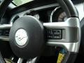 2010 Ford Mustang Saddle Interior Controls Photo
