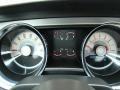 2010 Ford Mustang Saddle Interior Gauges Photo