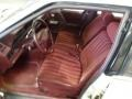 1994 Cutlass Ciera S Garnet Red Interior