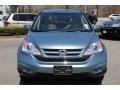 2010 Opal Sage Metallic Honda CR-V EX-L AWD  photo #2