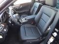 Black 2014 Mercedes-Benz E Interiors