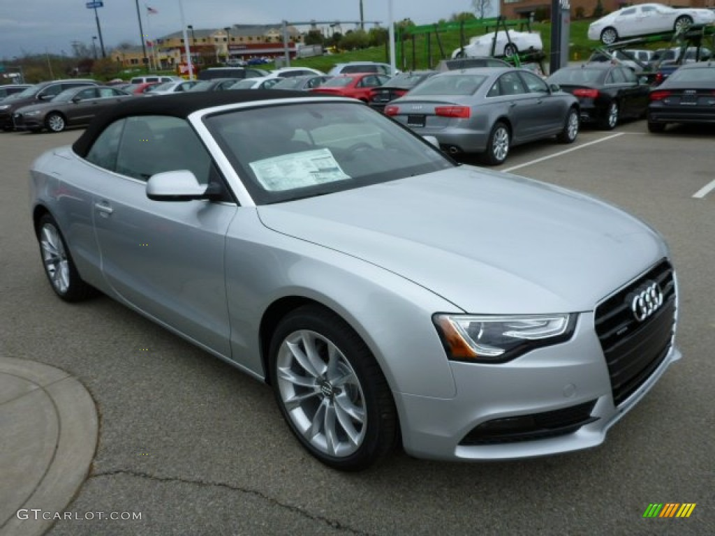 2013 audi a5 2 0t quattro cabriolet exterior photos. Black Bedroom Furniture Sets. Home Design Ideas