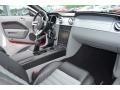 2009 Ford Mustang Black/Dove Interior Dashboard Photo