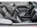 2009 Ford Mustang Black/Dove Interior Interior Photo