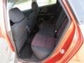 Black/Red 2005 Mazda MAZDA3 Interiors