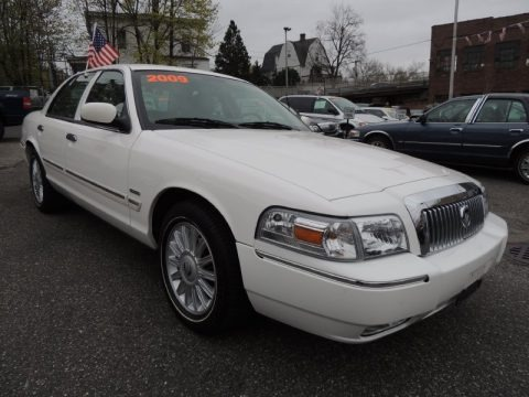2009 Mercury Grand Marquis LS Data, Info and Specs