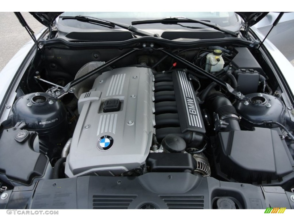 2006 Bmw Z4 3 0i Roadster Engine Photos Gtcarlot Com