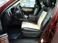 2010 Ford Explorer Black/Camel Interior Interior Photo