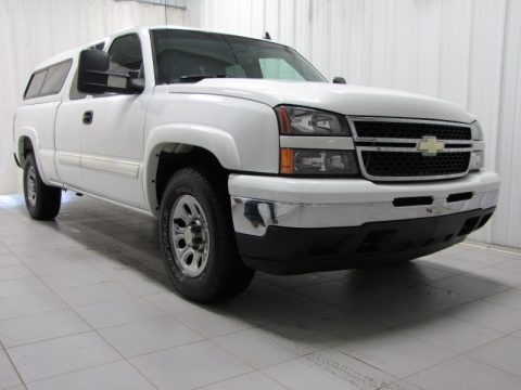 2006 chevrolet silverado 1500 ls extended cab 4x4 data. Black Bedroom Furniture Sets. Home Design Ideas