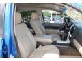 2008 Blue Streak Metallic Toyota Tundra Texas Edition CrewMax  photo #18