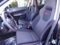WRX Carbon Black Front Seat Photo for 2013 Subaru Impreza #80230241