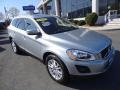 Electric Silver Metallic 2010 Volvo XC60 T6 AWD