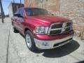 2011 Deep Cherry Red Crystal Pearl Dodge Ram 1500 Big Horn Crew Cab 4x4  photo #1
