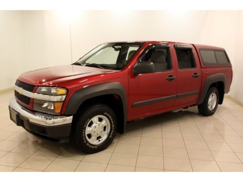 2004 chevrolet colorado ls crew cab data info and specs. Black Bedroom Furniture Sets. Home Design Ideas