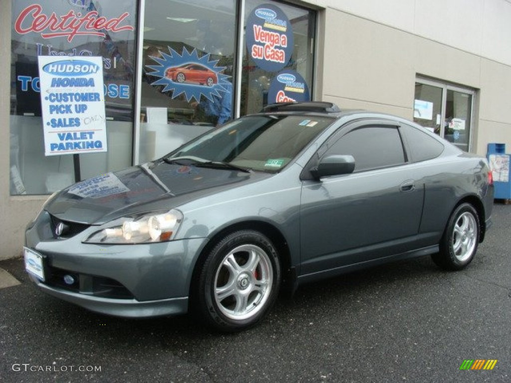 2005 Jade Green Metallic Acura Rsx Sports Coupe 80225735 Gtcarlot