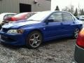 Blue By You 2003 Mitsubishi Lancer Evolution VIII