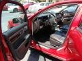 2008 Vivid Red Metallic Lincoln MKZ Sedan  photo #9