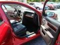 2008 Vivid Red Metallic Lincoln MKZ Sedan  photo #12