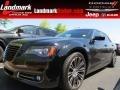 Gloss Black 2012 Chrysler 300 S V6