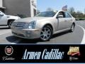 Gold Mist 2007 Cadillac STS V6
