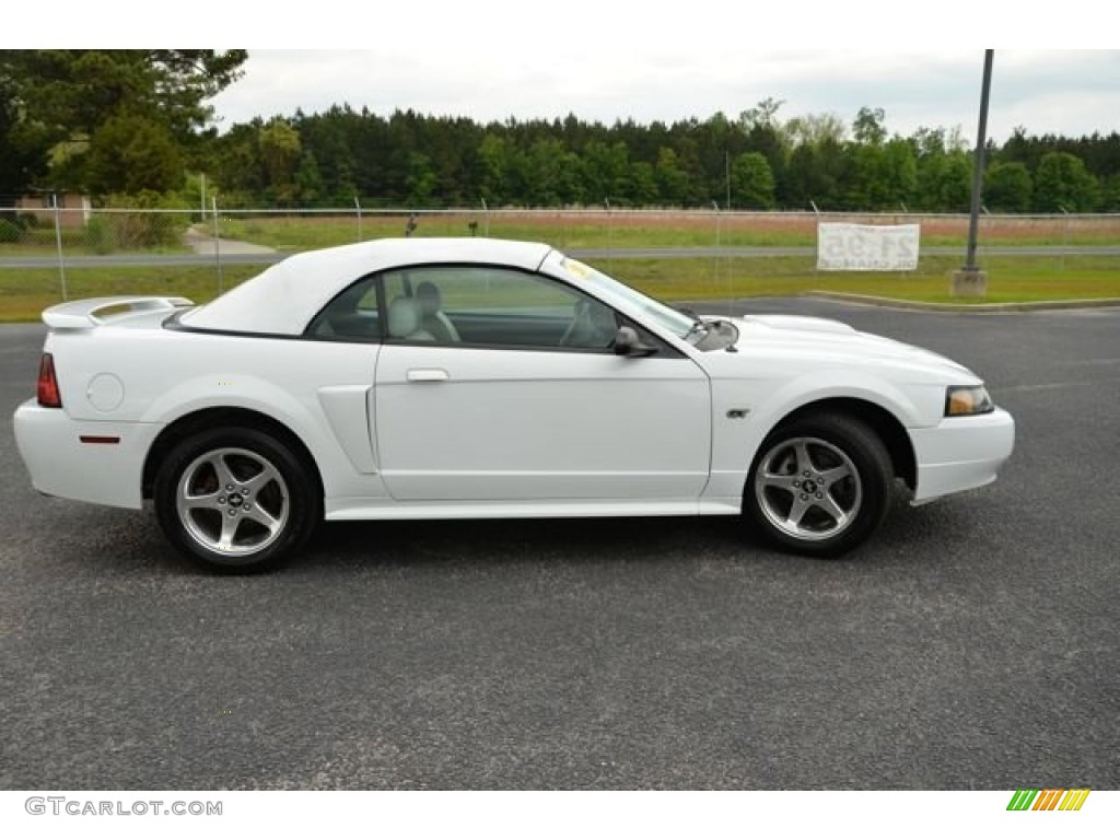 oxford white 2003 ford mustang gt convertible exterior photo 80251672. Black Bedroom Furniture Sets. Home Design Ideas