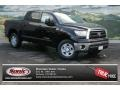 2013 Black Toyota Tundra CrewMax 4x4  photo #1