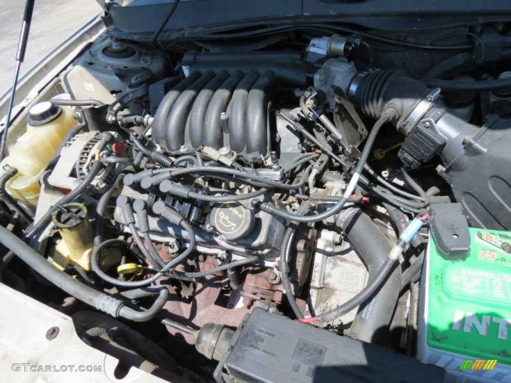 2002 ford taurus se engine photos